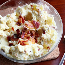 Bacon and Buttermilk Mashed Potatoes