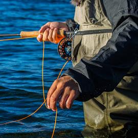 by Edgard Enrique Quezada - Sports & Fitness Watersports ( reels, pesca, pesca con mosca, caña de pescar )