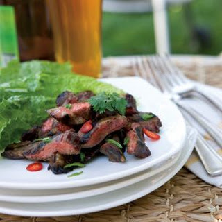 Korean-Style Barbecue Short Ribs