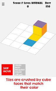Color Crush Cube- screenshot