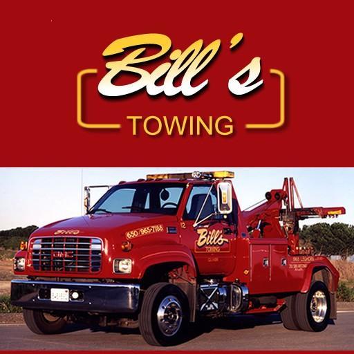 Bill's Towing Service LOGO-APP點子