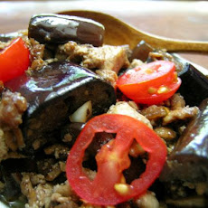 Spicy Thai Eggplant