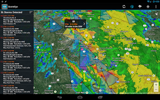 Screenshot of StormEye - Storm Tracking