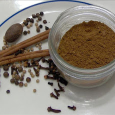 Mixed Spice( a Sweet Spice Mixture)
