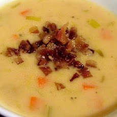 Grandads Bacon and Cheese Soup