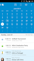 Screenshot of UpTo - Calendar and Widget