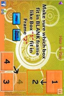 Box Game - screenshot