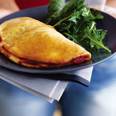 Tomato And Mozzarella Calzone
