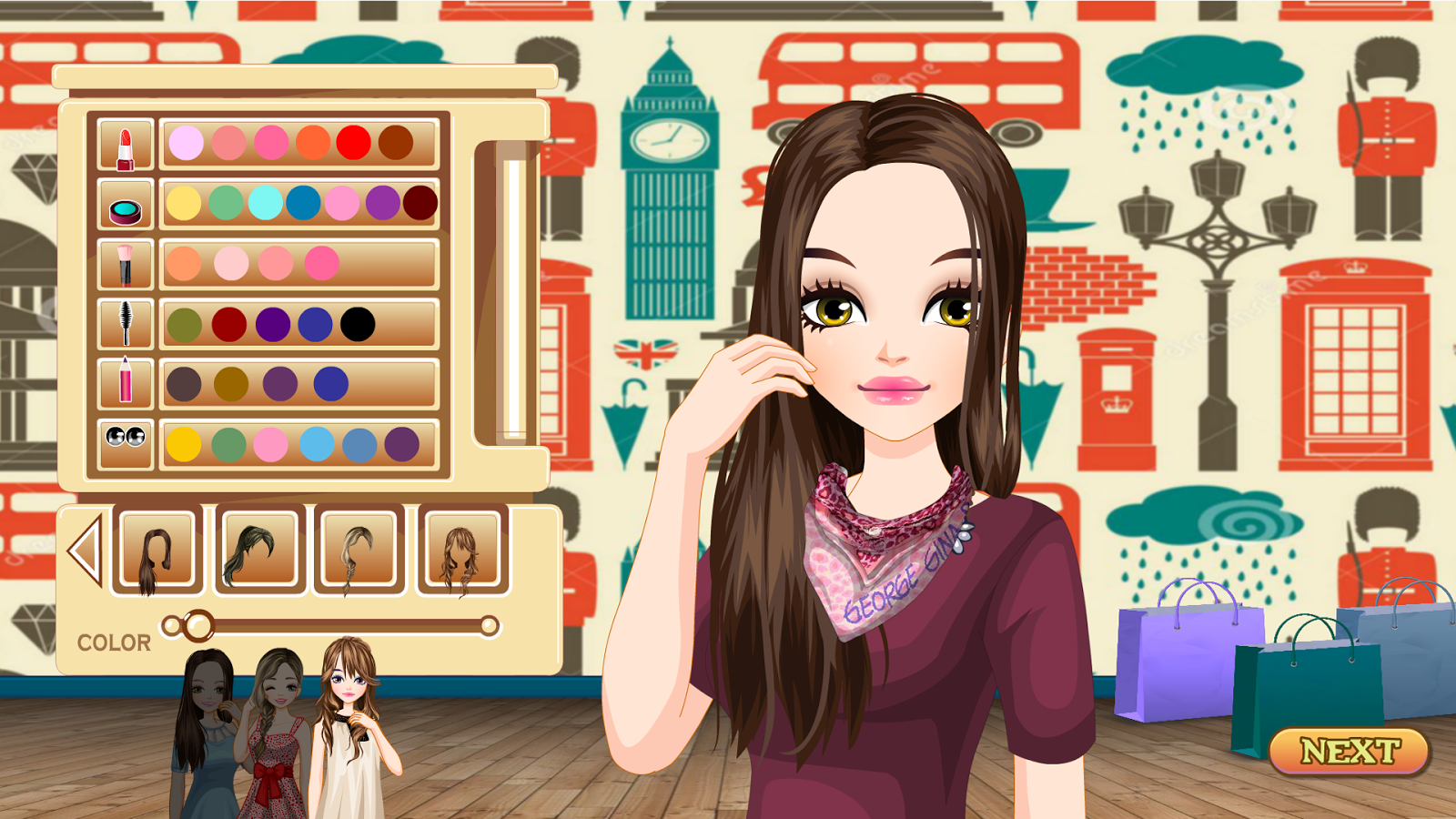 Fashion games for girl kids 51