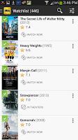 Screenshot of IMDb Movies & TV