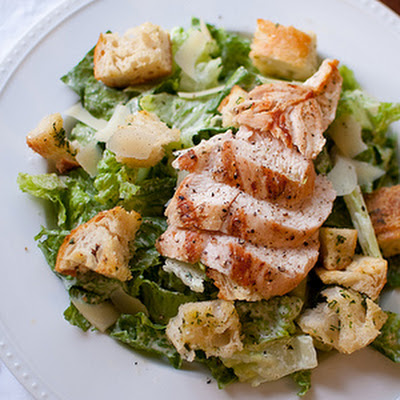Spicy Grilled Chicken Salad