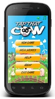 Screenshot of Tap That Cow