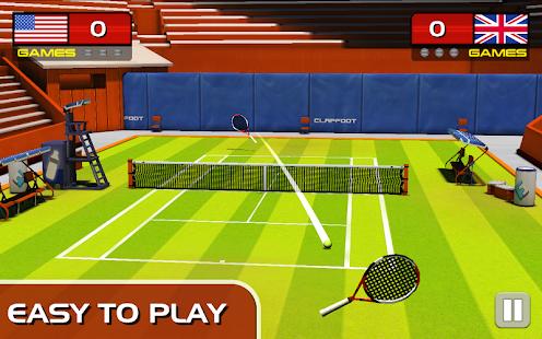 Play Tennis- screenshot thumbnail