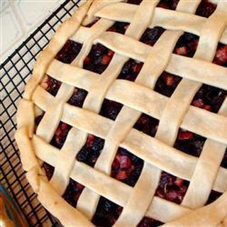 Blackberry Rhubarb Pie Recipes