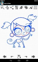 Screenshot of How to Draw Littlest Pet Shop