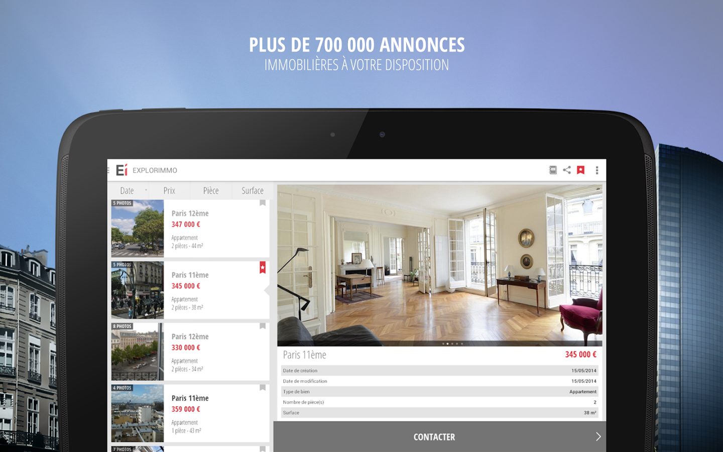 Explorimmo – Immobilier Screenshot 6