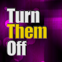 Turn Them Off free icon