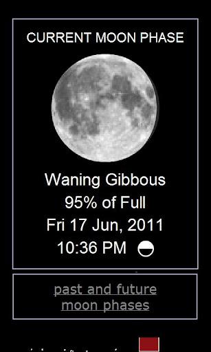 【免費天氣App】Moon Watch-APP點子