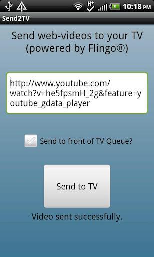Send2TV