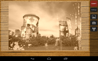 Screenshot of Retro Photo Effect