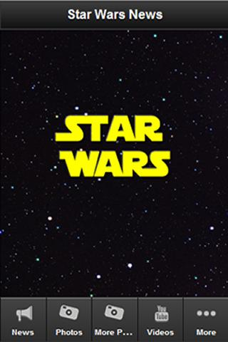 Star Wars The News App
