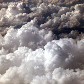 Above the Clouds by Lora Long - Landscapes Cloud Formations ( cloud formations, clouds, cloudy, cloud, skies )
