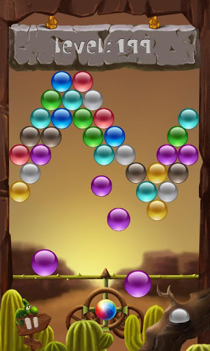 bubble-shoot for android screenshot