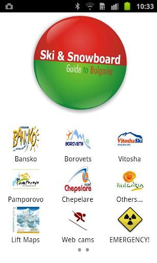 The Ski Snowboard Guide to B