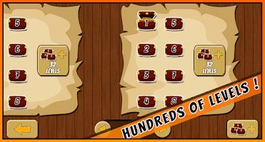 Screenshot of Treasure Maps
