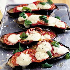 Aubergine Melts