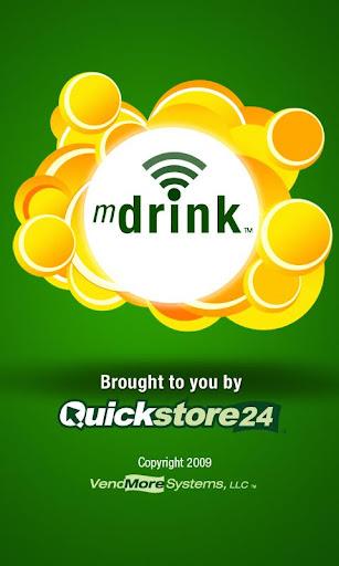 Quickstore24 mDrink