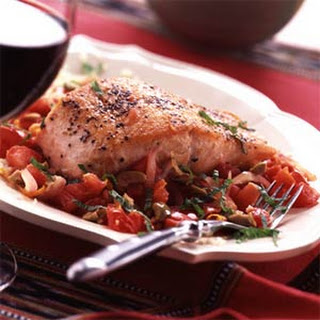 Moroccan Salmon Tomato Recipes