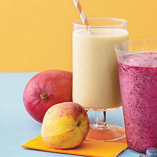 Peach Smoothie With Soy Milk Recipes