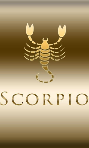 Scorpio Zodiac Gold WP