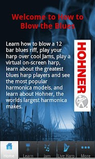 Hohner Learn to Play the Blues - screenshot