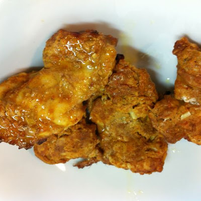Tandoori-ish Chicken