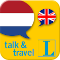 Dutch talk&travel icon
