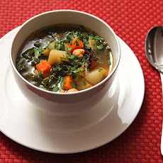Hearty Winter Vegetable Soup