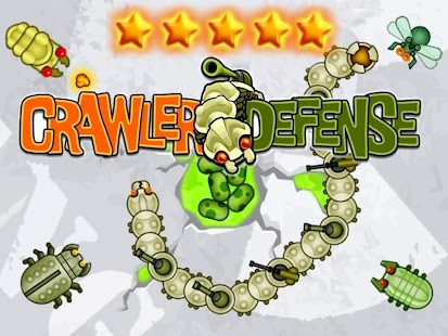 Crawler Defense - screenshot