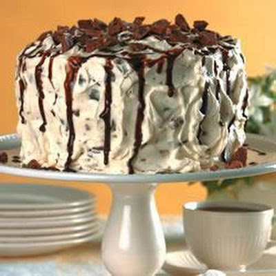 Amaretto Layer Cake
