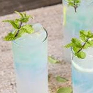 Blue Raspberry Spiked Lemonade