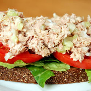 Tuna Salad Mustard Mayonnaise Recipes
