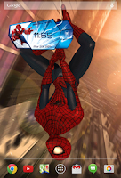 Screenshot of Amazing Spider-Man 2 Live WP