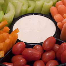 Cottage Cheese Ranch Dip