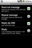 Screenshot of SpeakMyTxt