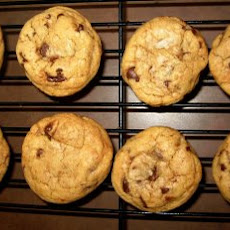 One Pot Chocolate Chip Cookies