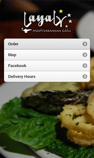 Layaly SF Food Delivery