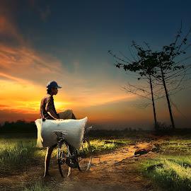 by Abhirama Arro - Transportation Bicycles