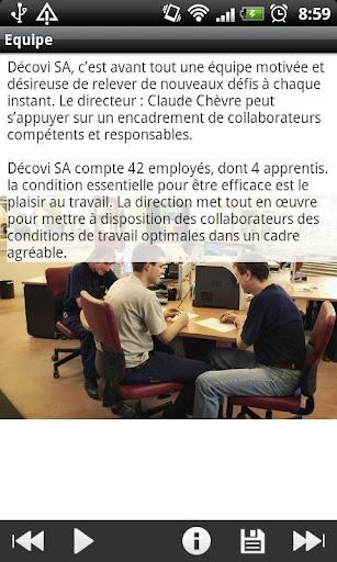 【免費商業App】Décovi décolletage-APP點子