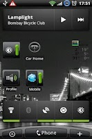 Screenshot of Automatic Brightness Widget